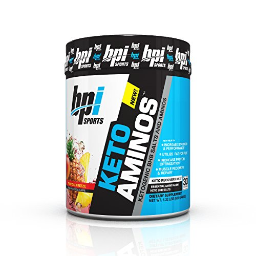 BPI Sports Ketogenic Tropical Servings product image