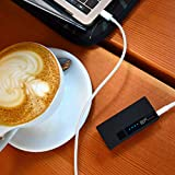 """EcoFlow Portable Power Pack """"River Rapid"""" Power Bank 5000mAh Portable Phone Charger/Laptop Charger with 18W USB C Charger + Quick Charge USB Ports"""