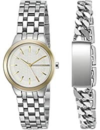 Women's 'Park Slope' Quartz Stainless Steel Casual Watch (Model: NY2469)