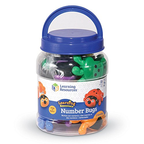 Learning Resources Snap-n-Learn Number Bugs