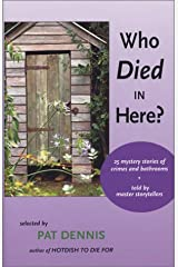 Who Died In Here? Paperback