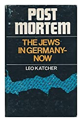 Postmortem: Jews in Germany Now