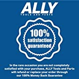 ALLY Tools and Parts 3 PC SET of 6 Inch Heavy