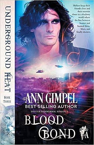 Amazon com: Blood Bond: Shifter Paranormal Romance