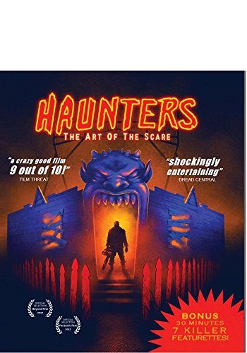 Haunters: The Art of the Scare [Blu-ray] -