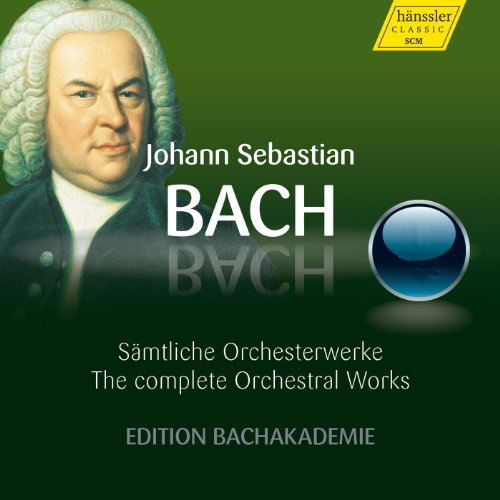 (Bach: Complete Orchestral Works)