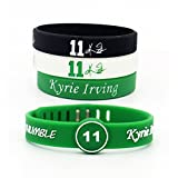 chicken and duck talk - Silicone Wristband Bracelet - 5PCS Assorted Color - One of the Five is Adjustable (Irving 11)