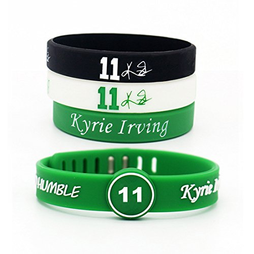 Silicone Wristband Bracelet Assorted Adjustable product image