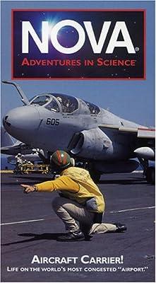 Nova: Aircraft Carrier [VHS]