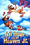 DVD : All Dogs Go to Heaven 2