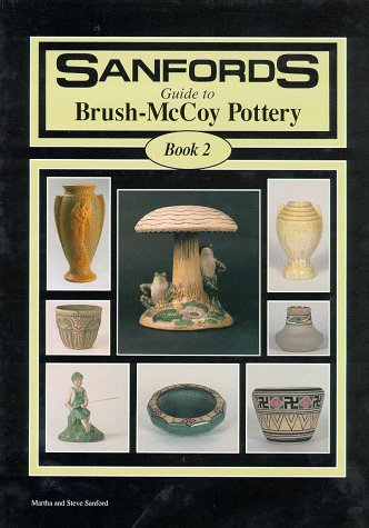 Sanfords Guide to Brush-McCoy Pottery Book-2