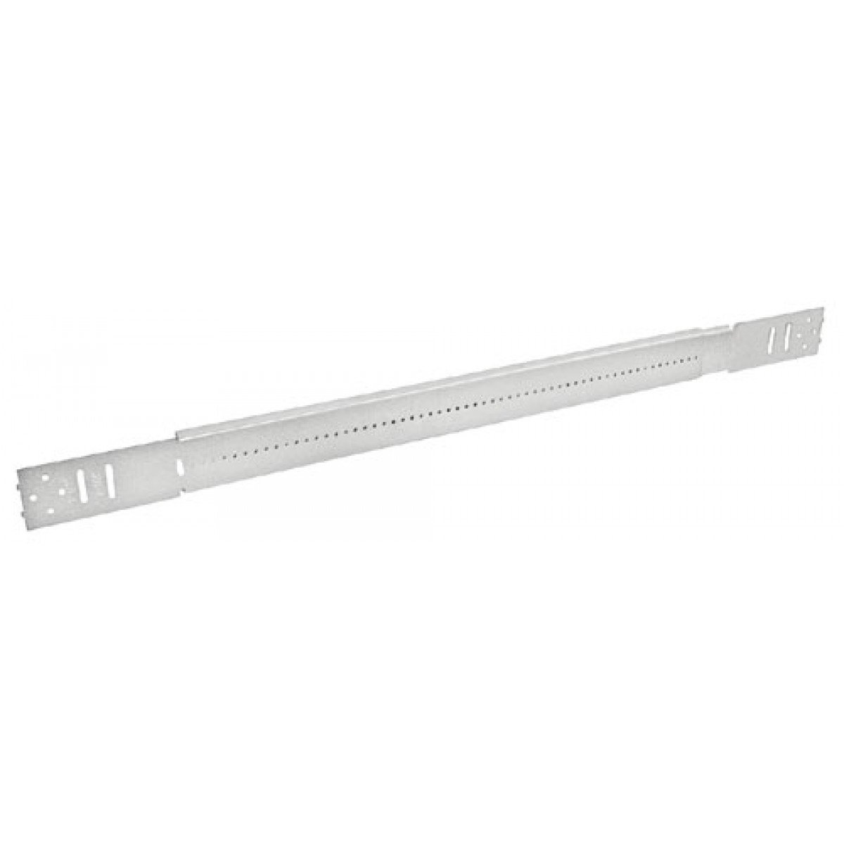 2 Pcs, Galvanized Steel Adjustable Length Box Bar Hanger, For Deep Boxes, 11 to 18 In