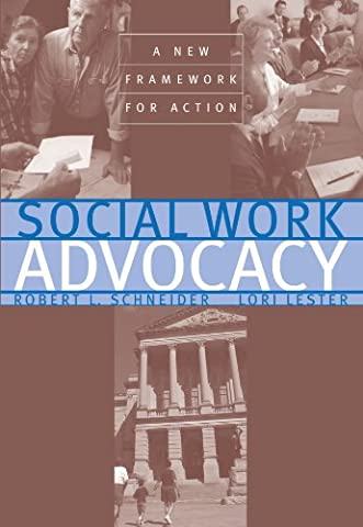 Social Work Advocacy: A New Framework for Action - Sv Dvd