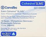 Eakin Cohesive Slim Ostomy Barrier Seals, 2 Inch