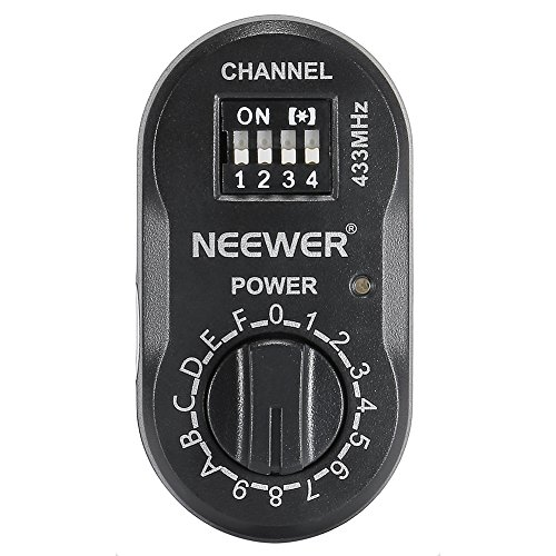 Neewer FT-16 16 Channels Wireless Power Control Flash Receiver for AD180 AD360 Speedlite