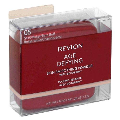 Revlon Age Defying peau de lissage en poudre avec Botafirm, Beige Sable / Bare Buff 05, 0,26 once