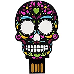I LOVE MEXICO Catrina.N USB, 8GB, color Negro