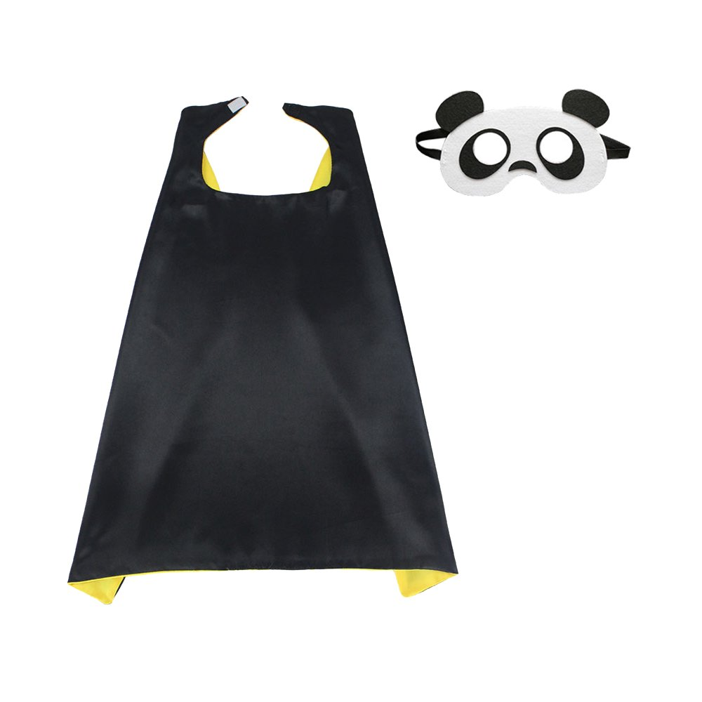 #2 Cape with Panda mask