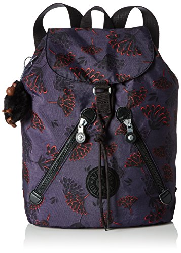 Multicolore à Sacs Kipling Floral Night Fundamental dos ZqUfxIC