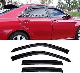 4pcs Visor Window Sun Rain Guard For Honda Accord Sedan 4 Door 98 99 00 01 02