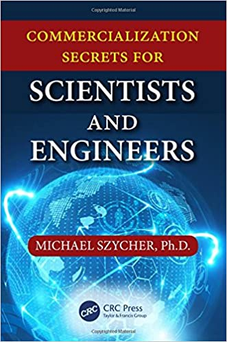 Book Commercialization Secrets for Scientists and Engineers