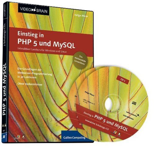 Einstieg in PHP 5 und MySQL (Galileo Computing)