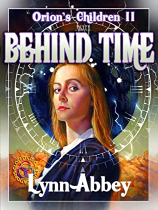book cover of Behind Time