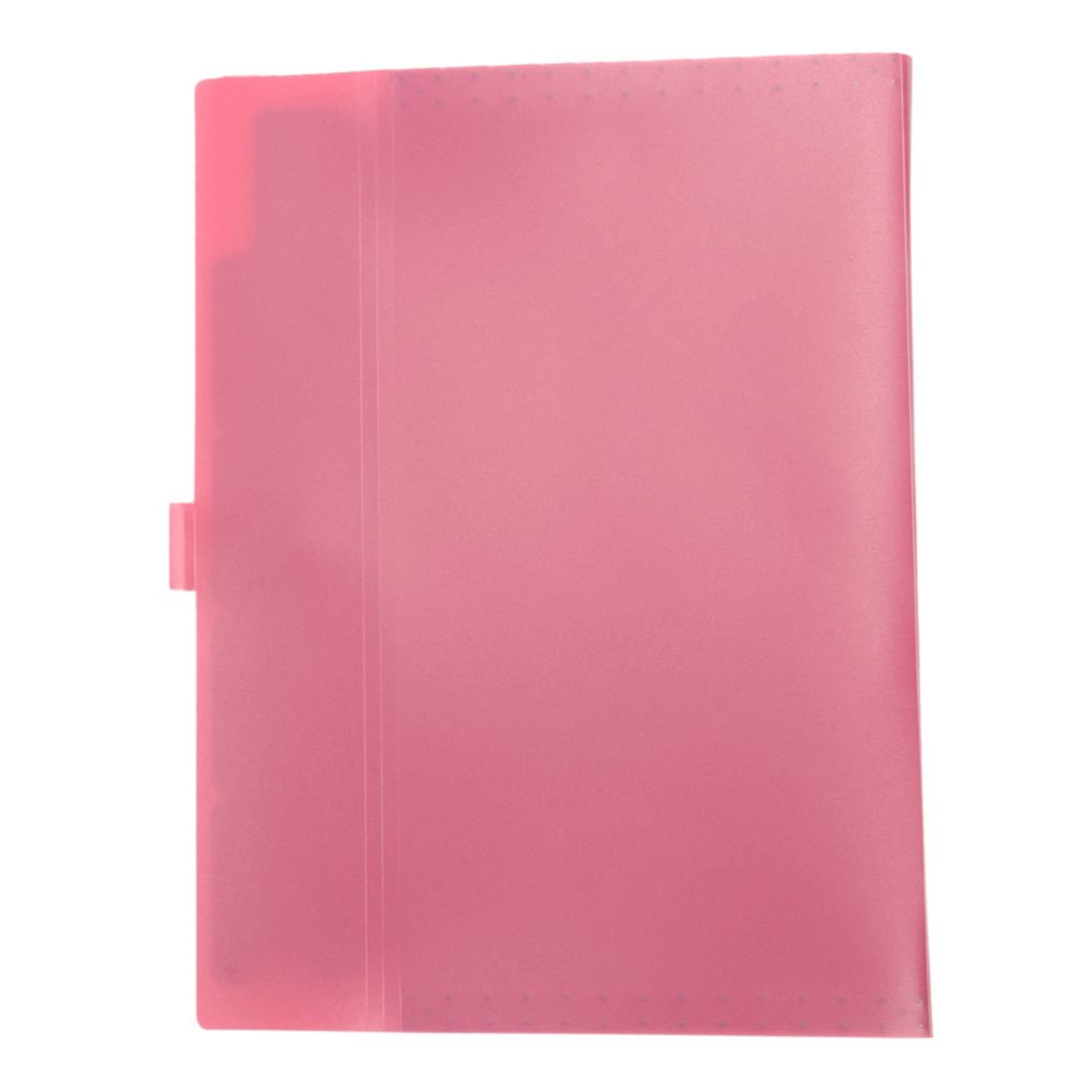 Amazon.com : SODIAL(R) Kawaii FoldersStationery Carpeta File Folder 5layers Archivadores Rings A4 Document Bag Office Carpetas(Red) : Office Products