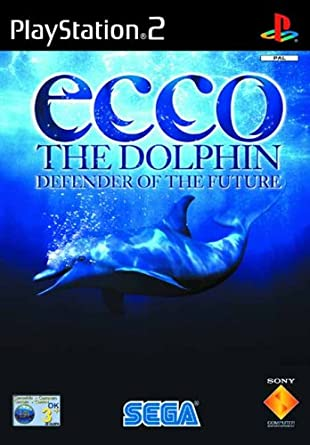 Image result for ecco the dolphin defender of the future