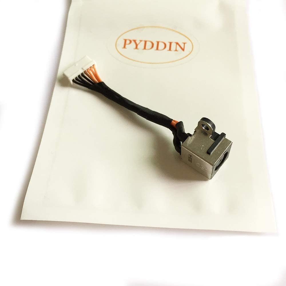 PYDDIN Laptop DC Power Jack Harness Cable for Dell Inspiron 17R 5720 N5720 7720 N7720 P/N:DD0R09AD000 09J29V 9J29V