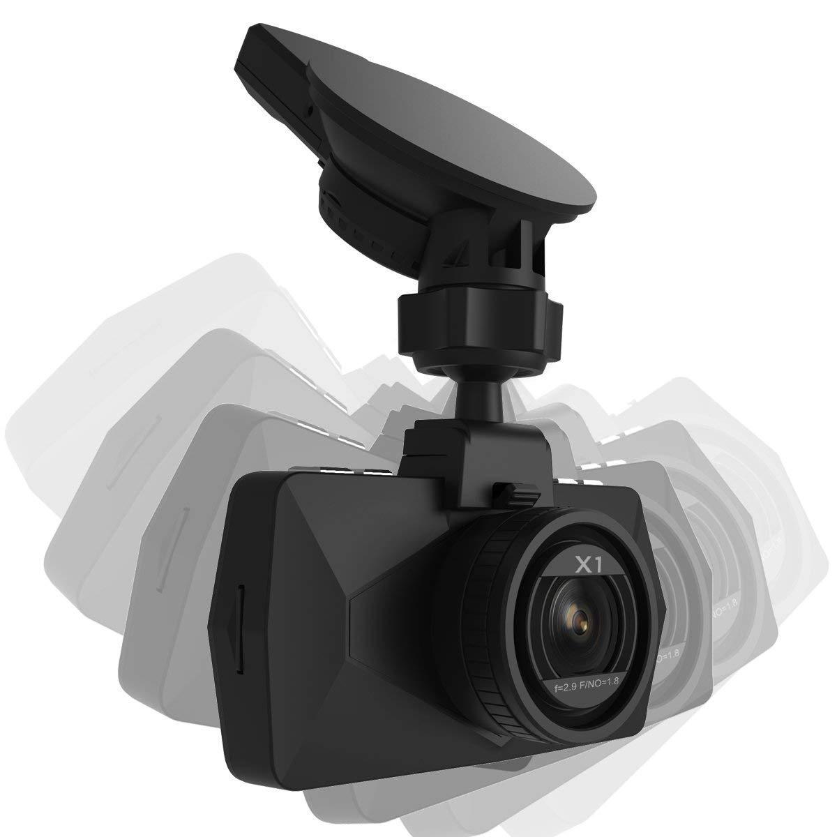 X1 Vantrue N1 Pro X4 R2 Dash Cam Module r/écepteur GPS Mini USB Port Voiture Ventouse pour Windows et Mac X2 X1PRO