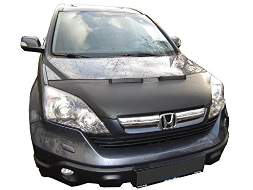 HOOD BRA Front End Nose Mask for Honda CR-V 2006-2012 Bonnet Bra STONEGUARD PROTECTOR TUNING ()