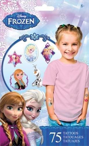 Disney Frozen Temporary Tattoos 75
