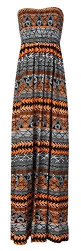 Forever Womens Plus Size Leopard Stripe Tie Dye Floral Print Sheering Maxi Dress