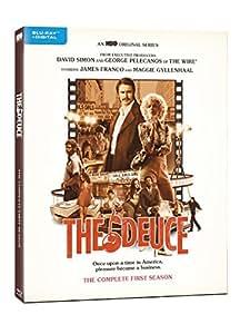 The Deuce: The Complete First Season (Blu-ray + Digital HD)