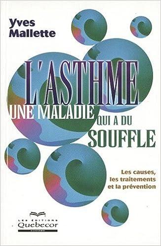 Livre gratuits L'asthme, une maladie qui a du souffle pdf epub