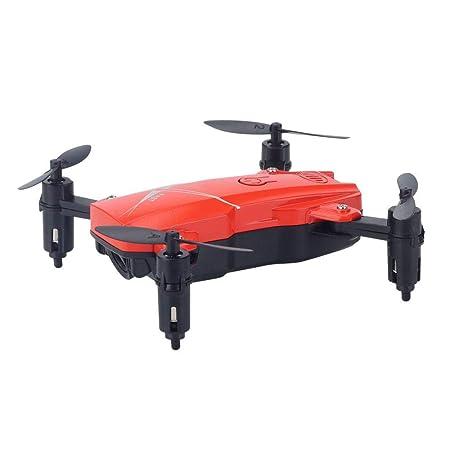 Pawaca avión de Cuatro Ejes, LF602, dron Plegable con Mando a ...