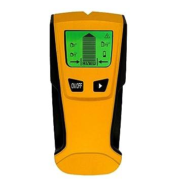 Homyl 3 In1 LCD Wall Detector Metal Duradero Flexible Ajustable Cómodo de Usar: Amazon.es: Bricolaje y herramientas