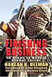 Book cover for Finishing Business: Ten Steps to Defeat Global Terror