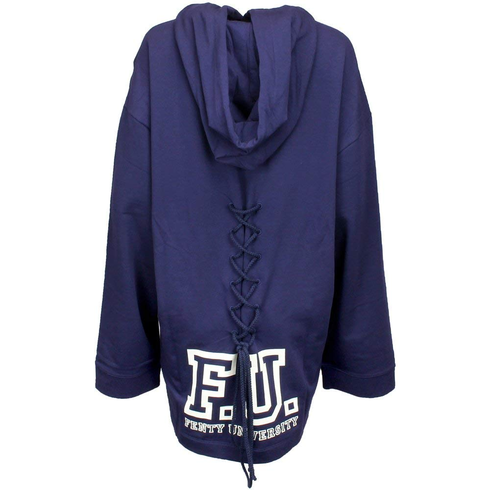 90cd74dcaca PUMA Womens Long Sleeve Back Lacing Hoodie at Amazon Women s Clothing store
