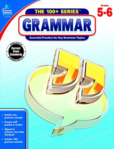 (Grammar, Grades 5 - 6 (The 100+)