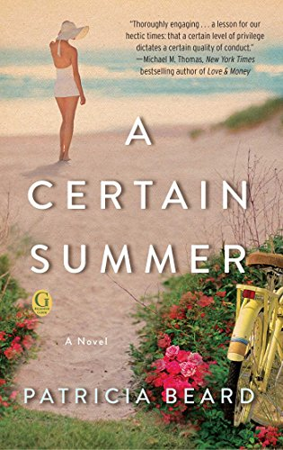book cover of A Certain Summer