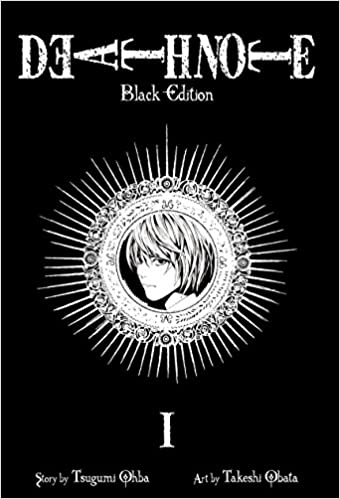 Resultado de imagen para death note black edition