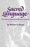 Sacred Language 9780806124582
