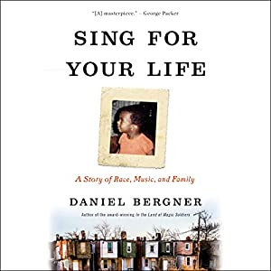 Sing for Your Life Audiobook