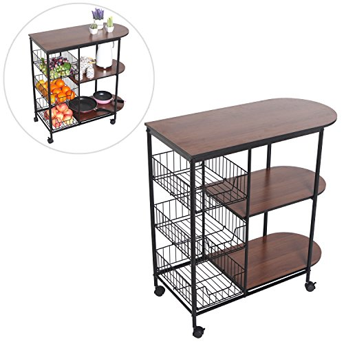 Very Cheap Price On The Wood And Metal Kitchen Island Comparison Price On The Wood And Metal