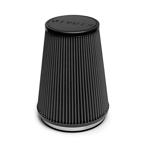 """Universal Air Filter - CONE; 6"""" FLG 7-1/4""""B X 5""""T 9""""H SYNTHAMAX"""