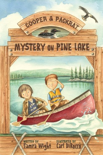 Mystery on Pine Lake (Cooper & Packrat Book 1)