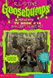 You Can't Scare Me!, Teddy Margulies, Peter Mitchell, R. L. Stine, 0590306634
