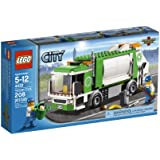 LEGO City Town Garbage Truck 4432
